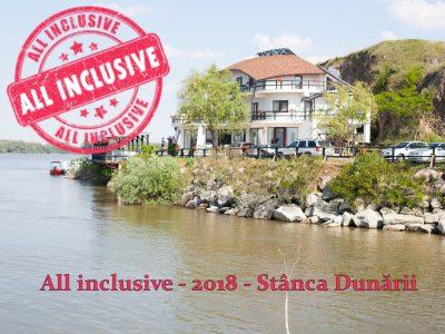 """All Inclusive """"Stânca Dunării"""" 2018"""